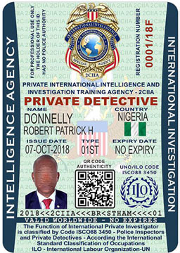 Free Private Detective Courses Online - Main Page